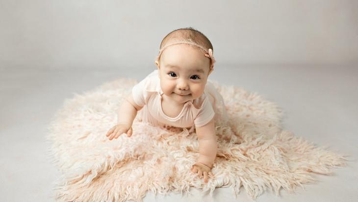 Mali srčki – Fotografiranje dojenčkov 2