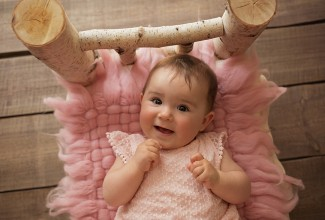 Mali srčki - fotografiranje dojenčkov in družin 2