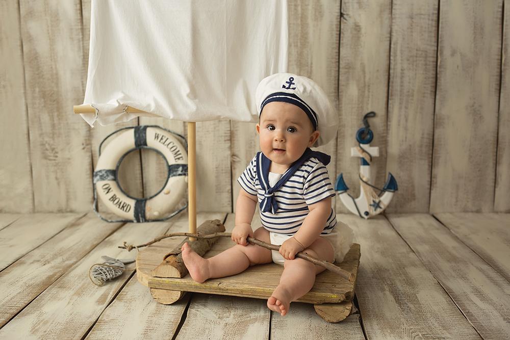 Mali srčki - fotografiranje dojenčkov in družin 6