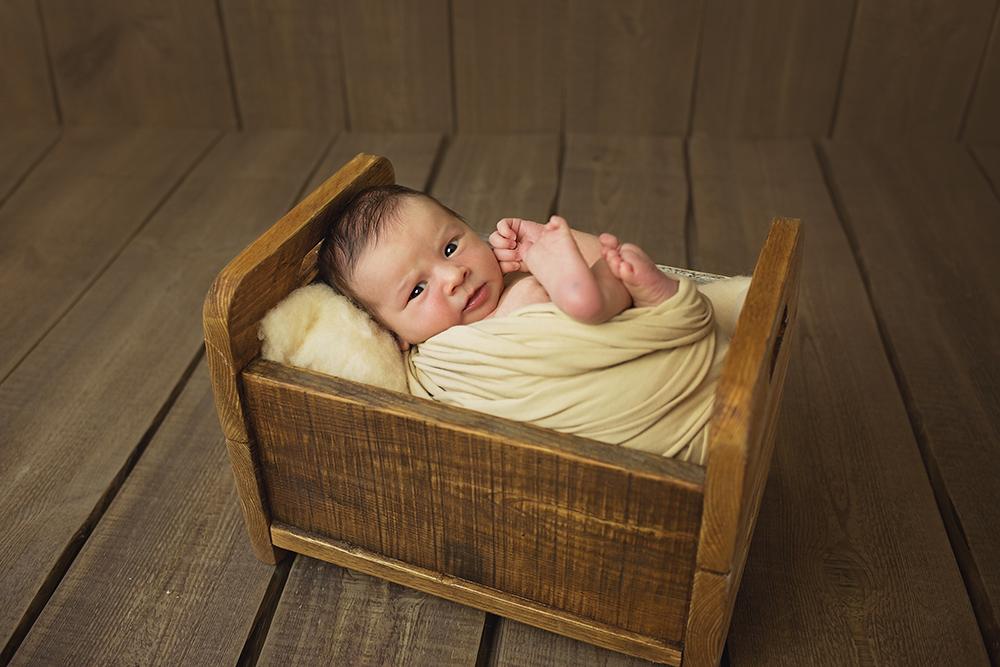 Mali srčki fotografiranje otrok in družin novorojenček 5
