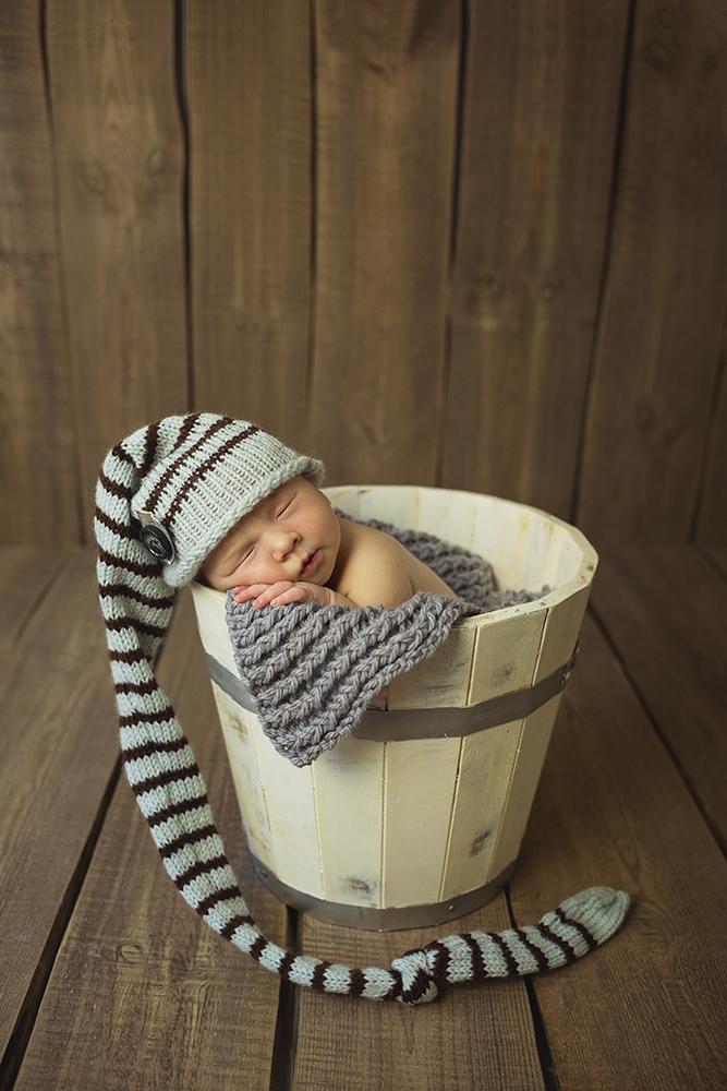 Mali srčki fotografiranje otrok in družin novorojenček 8