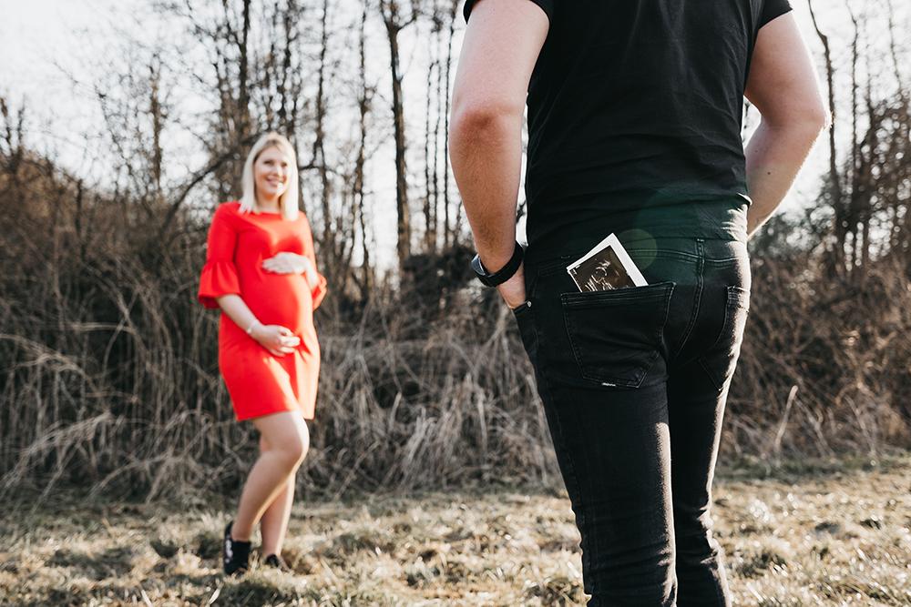 mali srčki - nosečniško fotografiranje 4