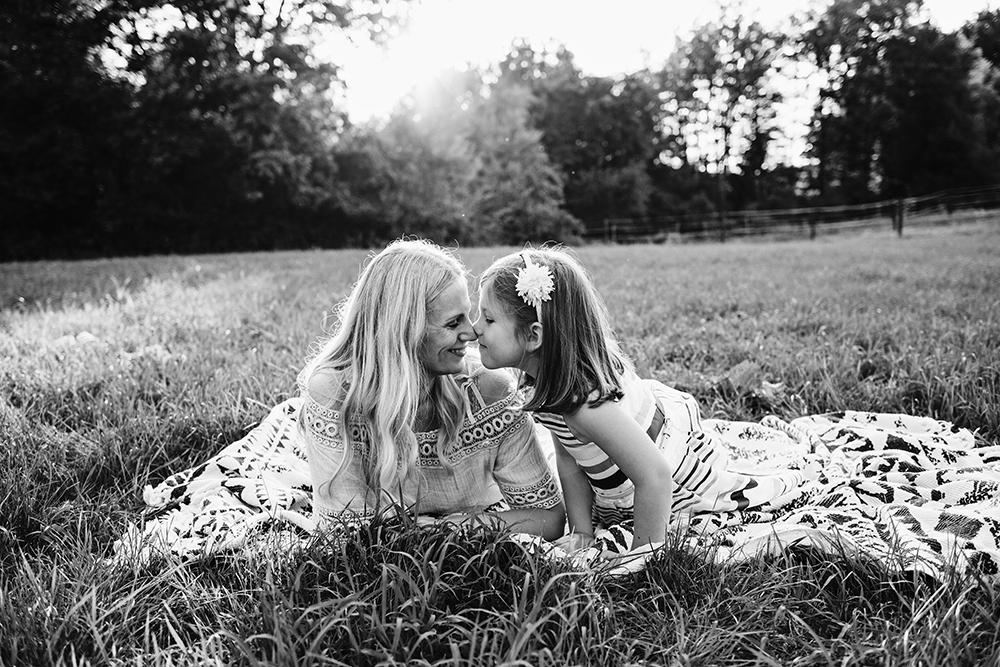 Družinsko fotografiranje - Mali srčki 2