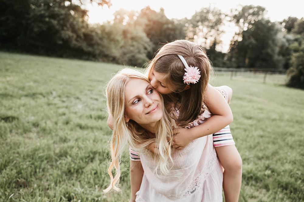 Družinsko fotografiranje - Mali srčki 3
