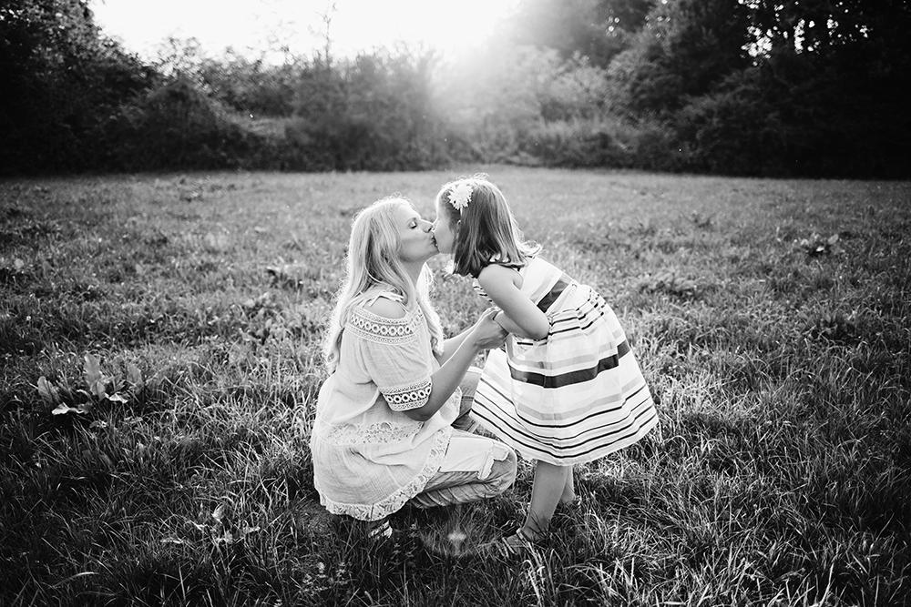 Družinsko fotografiranje - Mali srčki 5