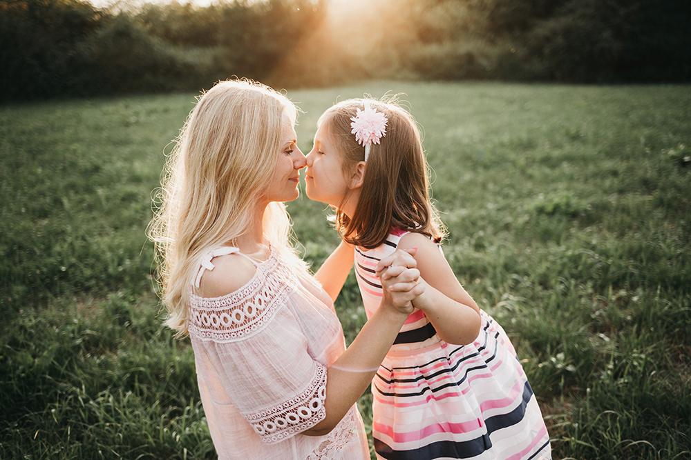 Družinsko fotografiranje - Mali srčki 6