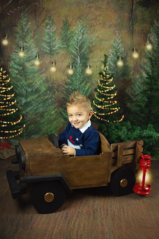 Božično fotografiranje - Mali srčki 14