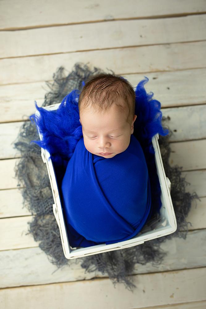 Mali srčki - Fotografiranje novorojenčka 8