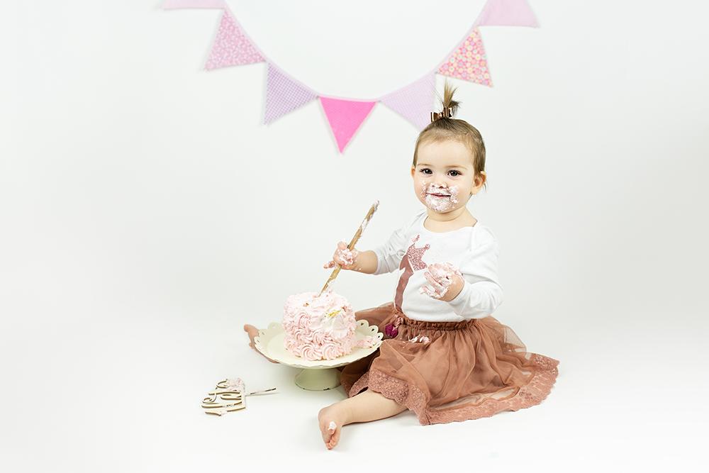 Malisrcki - fotografiranje za prvi rojstni dan - cake smash 3