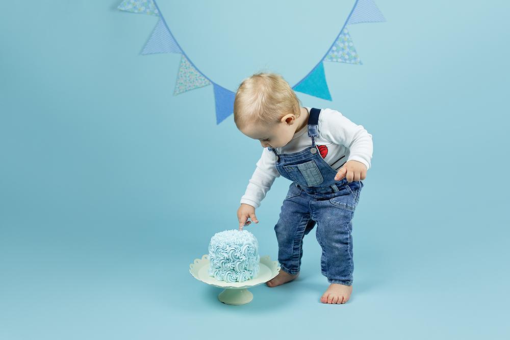 Malisrcki - fotografiranje za prvi rojstni dan - cake smash 5