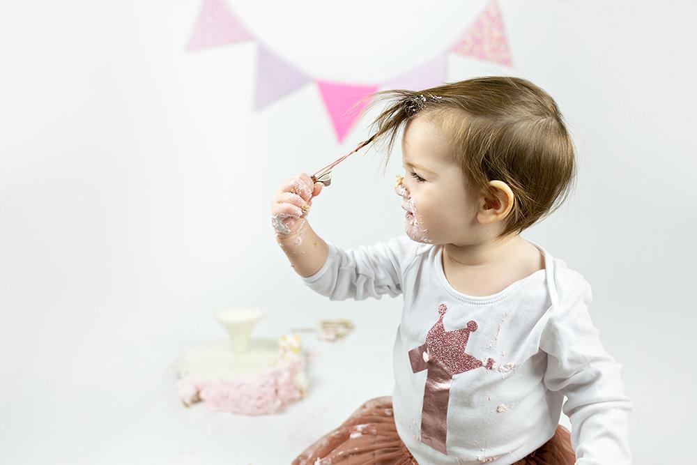 Malisrcki - fotografiranje za prvi rojstni dan - cake smash 6