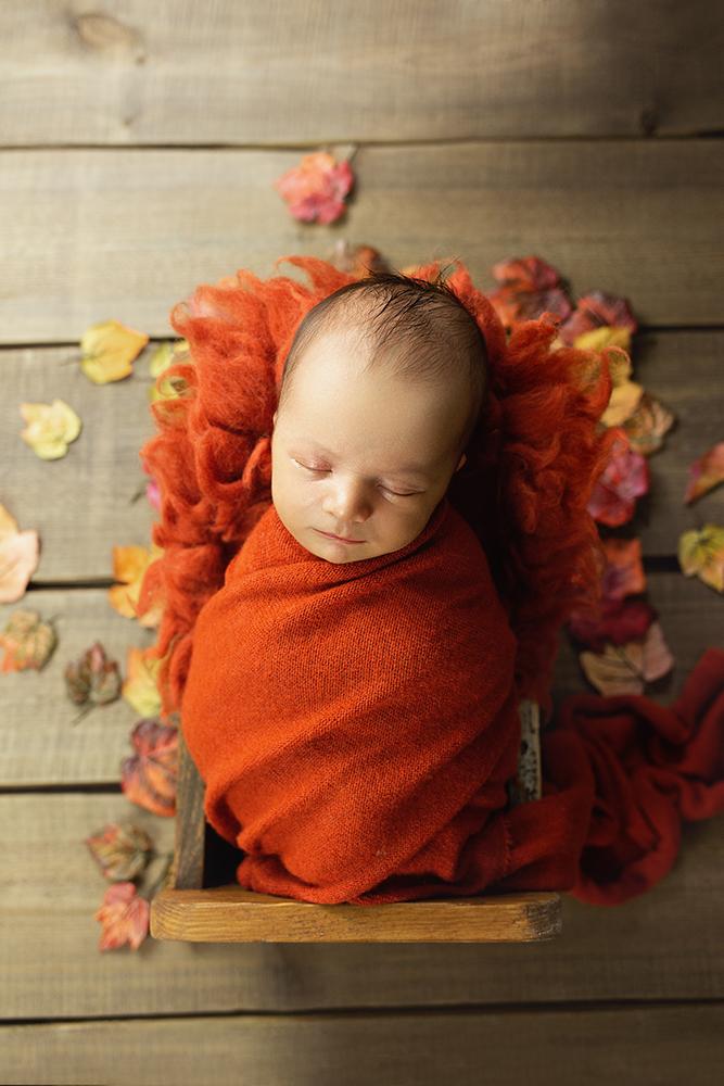 Mali srčki - Fotografiranje novorojenčka 1