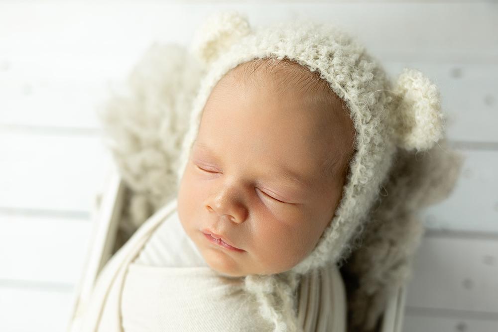Mali srčki - Fotografiranje novorojenčkov 1