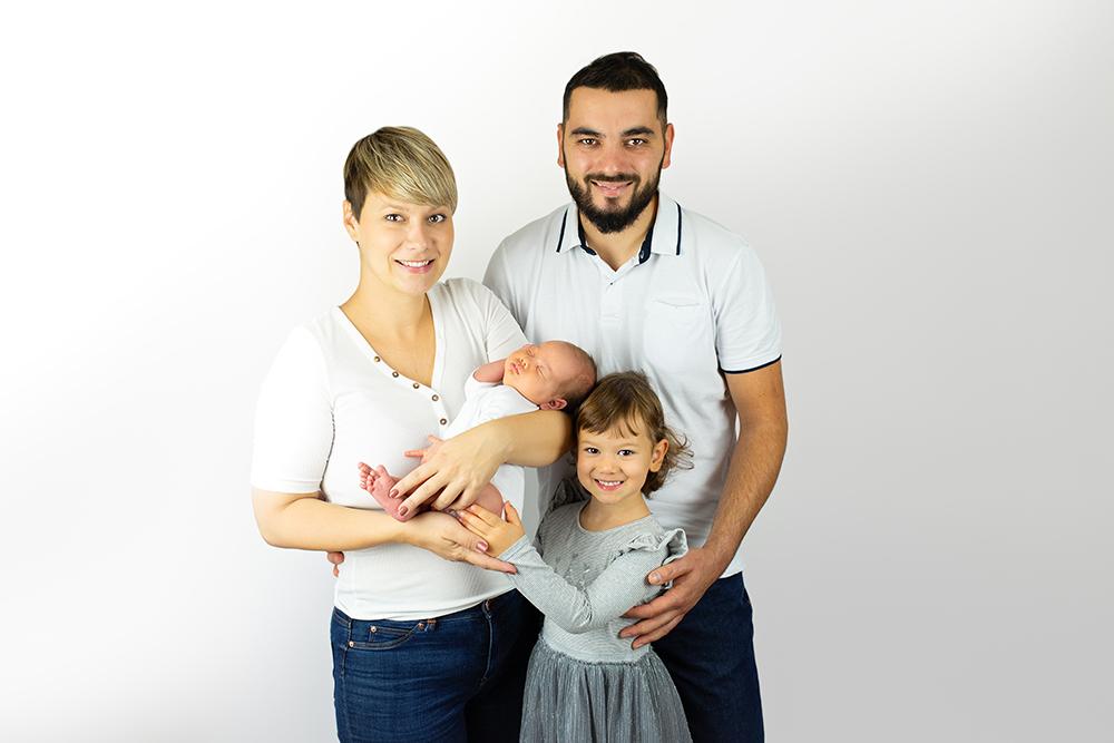 Mali srčki - Fotografiranje novorojenčkov 10
