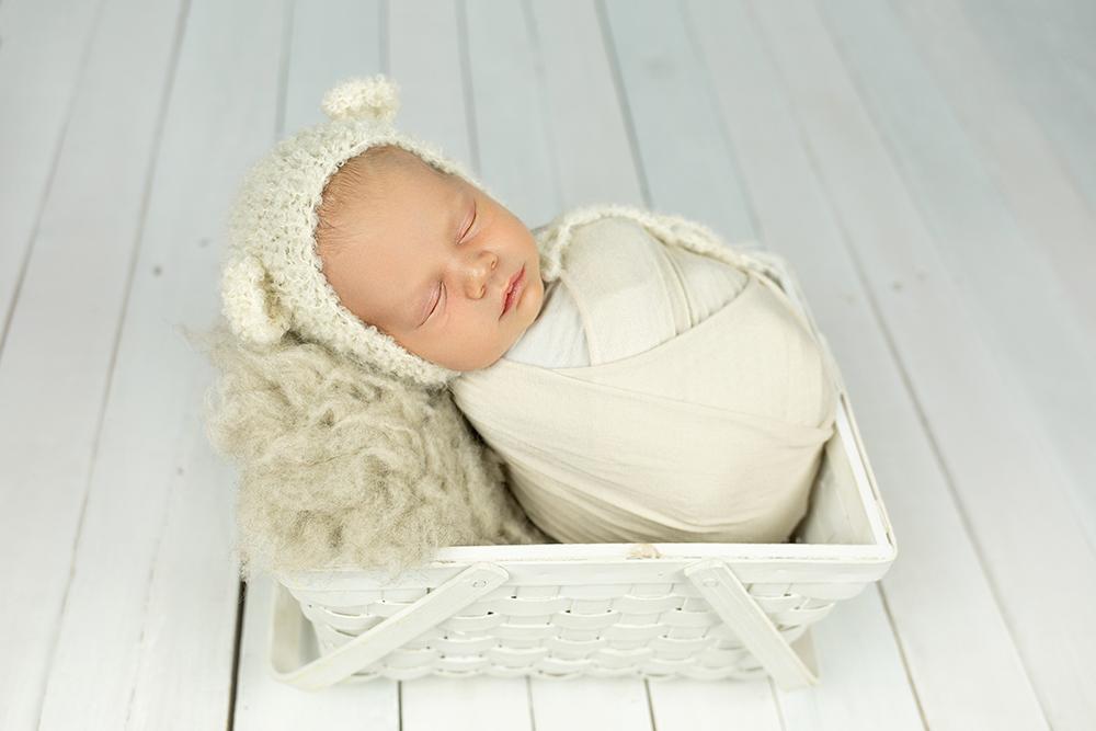 Mali srčki - Fotografiranje novorojenčkov 2