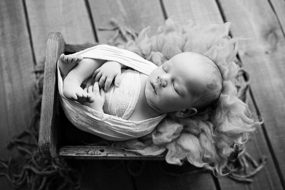 Mali srčki - Fotografiranje novorojenčkov 6