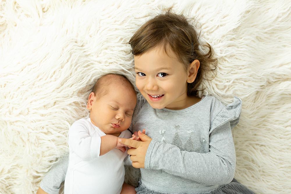 Mali srčki - Fotografiranje novorojenčkov 7