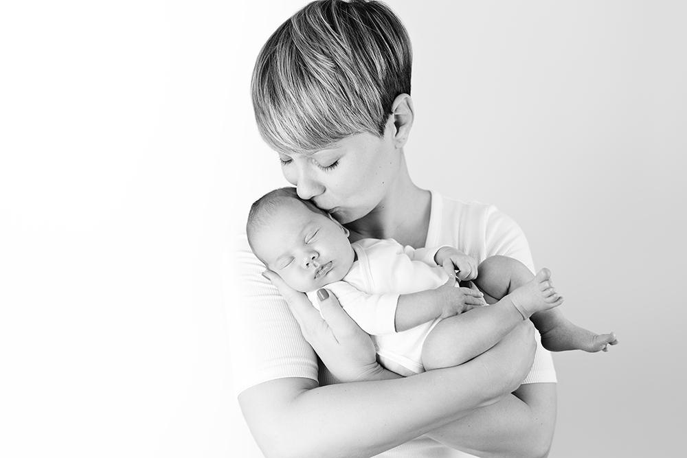 Mali srčki - Fotografiranje novorojenčkov 8